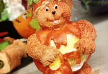 Bears in Costume, Holiday Knick-knacks, October 2012